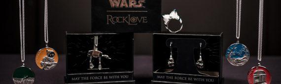 RockLove & Star Wars : De nouveaux bijoux