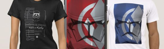 Le plein de proders aux couleurs du Sith Trooper