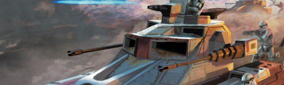 Star Wars: Legion – 6 extensions sur le thème de The Clone Wars