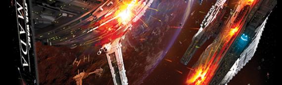 Fantasy Flight Game – Armada – Rebellion in the Rim