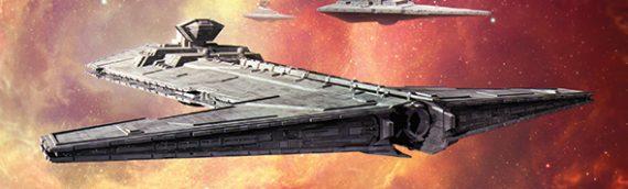 Star Wars Armada – Deux nouvelles extensions arrivent dans le jeu