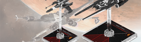 X-Wing Miniature – Saw's Renegades Expansion Pack