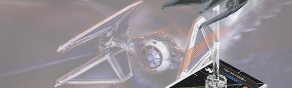 X-Wing Miniature 2.0 : le plein de Chasseurs TIE dans les nouvelles extensions
