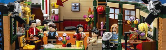 LEGO – LEGO Ideas 21319 Central Perk inspiré de la série FRIENDS