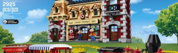 LEGO – 71044 Disney Train and Station