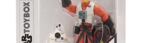 Disney Store – Poe Dameron & BB-8 Toy Box