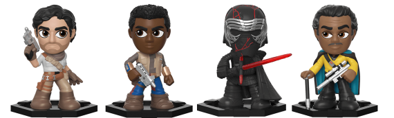 FUNKO – The Rise of Skywalker Mystery Minis