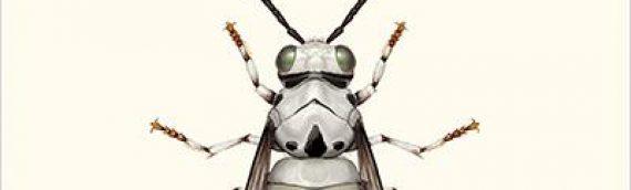 Art of Richard Wilkinson: Arthropoda iconicus