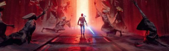 The Art of Star Wars Jedi: Fallen Order s'offre une couverture!