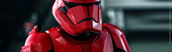HOT TOYS – Le Sith Trooper Sixth Scale Figure fait le plein d'images