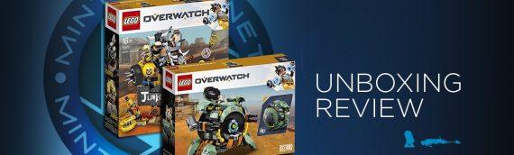 [Mintinbox opens the Box] LEGO OVERWATCH 75976 Wrecking Ball et 75977 Junkrat & Roadhog