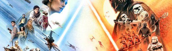 Brian Rood dévoile les deux premiers artworks officiels de The Rise of Skywalker