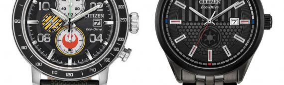 Citizen : Collection de montres Star Wars