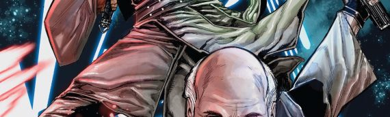Marvel Comics : Jedi Fallen Order – Dark Temple