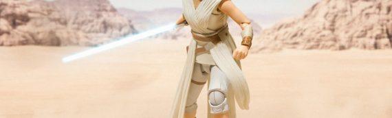 S.H. Figuarts : 3 nouvelles figurines pour The Rise Of Skywalker