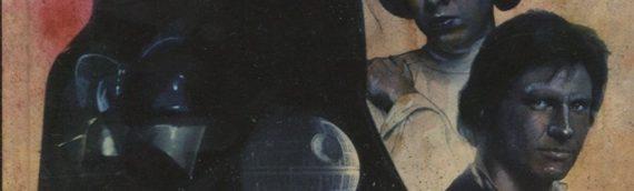 [BEAU LIVRE] – Star Wars Tribute – Recueil d'illustrations Star Wars inédites
