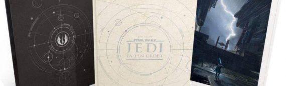 The Art of Star Wars Jedi: Fallen Order dévoile son édition limitée