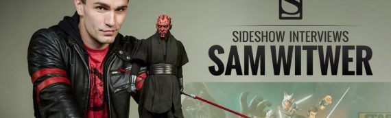 SIDESHOW : Interview de Sam Witwer