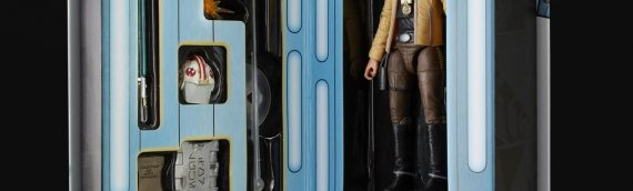 HASBRO – LUKE SKYWALKER Convention Exclusive The Black Series