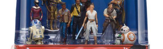 Triple Force Friday – Disney Store – Set de figurines du First Order, Resistances et des droïdes
