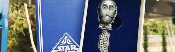 Clefs collectors Disneyland Paris – Star Tours
