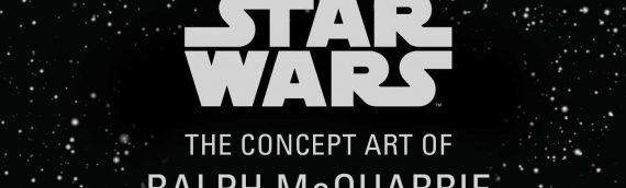 Livre: L'art de Ralph McQuarrie dans la poche