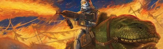 Legion: Dewback et Stormtrooper : l'équipe de choc impériale