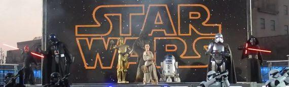 De nouveaux personnages Star Wars arrivent à Disneyland Paris