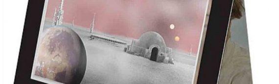 New Zealand Mint : Une carte postale de Tatooine