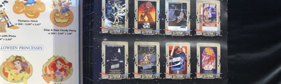 D23 Expo 2019 – Avant-première Pin's Exclusif Star Wars