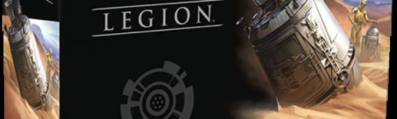 Fantasy Flight Games – LEGION : R2D2 et C3PO entrent dans la partie