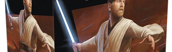 Fantasy Flight Games – LEGION : Obi Wan Kenobi disponible en exclu lors du Spiel 2019