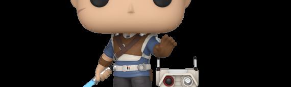 Triple Force Friday – Des figurines Funko Pop pour le jeu vidéo « Jedi Fallen Order »