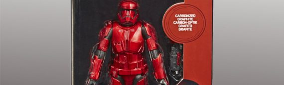 HASBRO – The Black Series CARBONIZED Collection