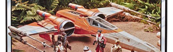 HASBRO – 2 nouveaux X-Wing dans la gamme The Vintage Collection