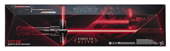 "HASBRO – Force FX ""Elite"" Kylo Ren Lightsaber"