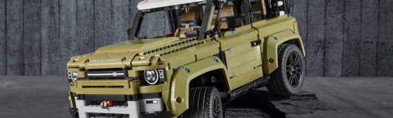 LEGO – 42110 LEGO Technic Land Rover Defender