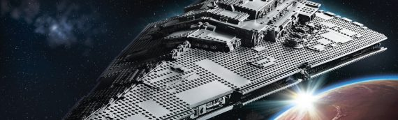 LEGO – Star Wars UCS 75252 Imperial Star Destroyer disponible pour tous