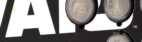 Zavvi – Calendrier de l'Avent Star Wars Coins Édition Limitée