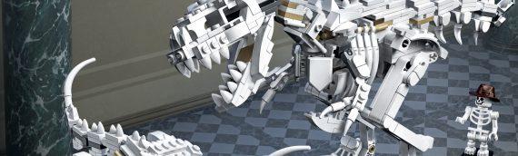 LEGO – 21320 LEGO Ideas Dinosaur Fossils