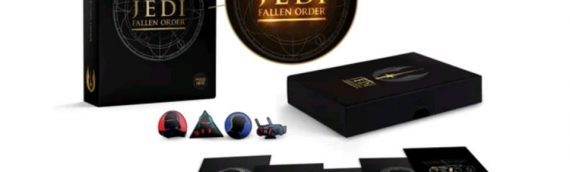 Editions collector jedi fallen order