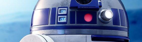 HOT TOYS –  Le fabricant dévoile la version définitive de R2-D2 Deluxe Version Sixth Scale Figure