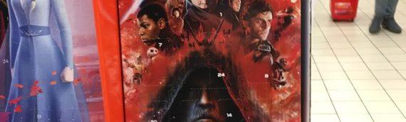 KINDER – Un calendrier de l'avent aux couleurs de Star Wars