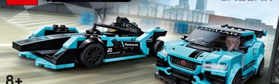 LEGO – 76898 LEGO Speed Champions Jaguar