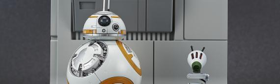 Bandai  –  Nouvelles maquettes tirées du dernier film The Rise of Skywalker