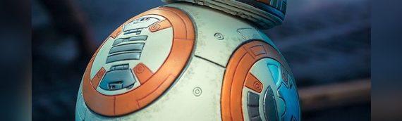 Gentle Giant – Nouvelles images de la statuette de BB-8