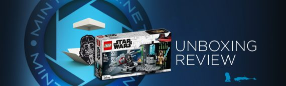 [Mintinbox opens the Box] LEGO Star Wars 75246 Death Star Cannon