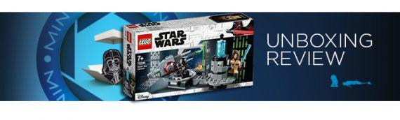 [Mintinbox opens the Box] LEGO Star Wars 75246 Death Star Cannon