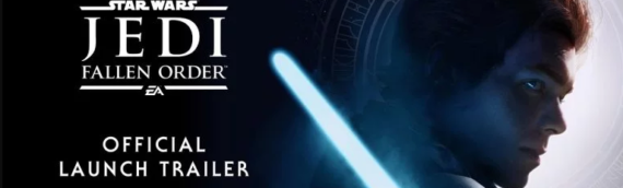 Star Wars Jedi: Fallen Order : Le trailer de lancement est disponible