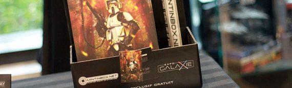 Expo Galaxie : Le reportage Mintinbox.net